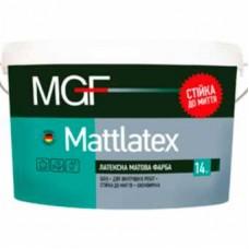 MGF Mattlatex M100