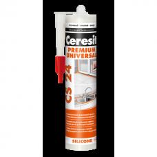 Герметик силиконовый Ceresit CS24 прозрачный
