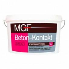 Грунтовка адгезионная MGF Beton-Kontakt 14кг