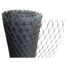 Сетка просечно-вытяжная 40х17х1000 (10м)